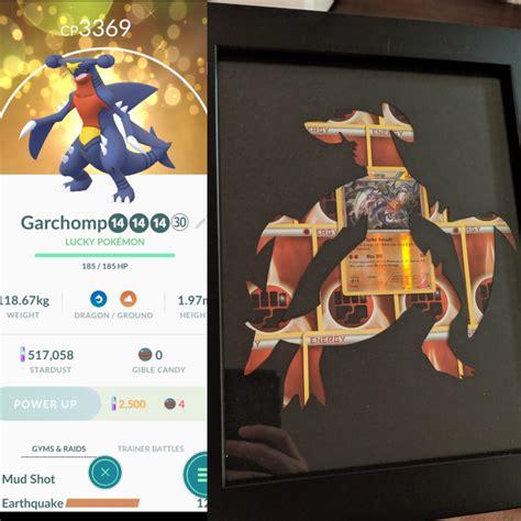 sparkly garchomp pokemon