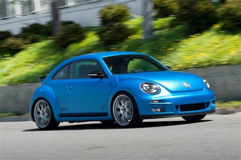 Volkswagen Super Beetle Show Car First Test