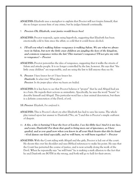 The Crucible Resume by The Crucible Character Analysis Essay