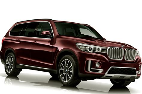 Photos Bmw X7 G07 2016 From Article New Crossover Or First