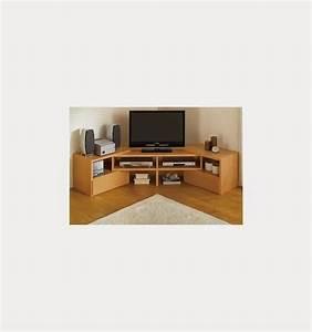 Banc Tv Angle Meuble Tv Et Table Basse Maisonjoffrois