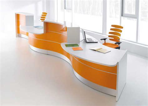 contemporary bureau desk reception desk furniture interior style 1 home design
