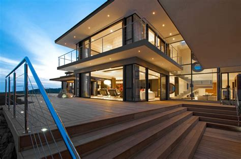 luxury contemporary  modern south africa house  pezula  wessels joyce associates luxury