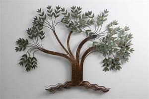 Hyde park tree wall art sculpture forwood design