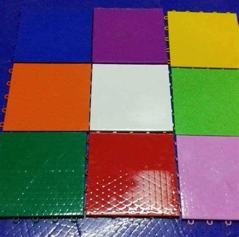 Interlock Floring Futsal Lantai harga karpet lapangan futsal distributor lantai vinyl