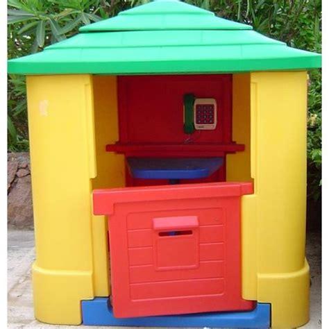 chicco maison de trappeur en plastique pour le jardin