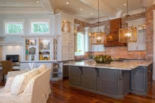Kitchen Backsplash Brick Kitchen Tile Backsplash Big Impact Low Maintenance Porch Advice