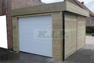 Garage Bois Pas Cher : carport bois lille ~ Dailycaller-alerts.com Idées de Décoration
