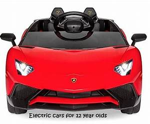 Best Electric Cars For Kids Age 10 And Up In 2020