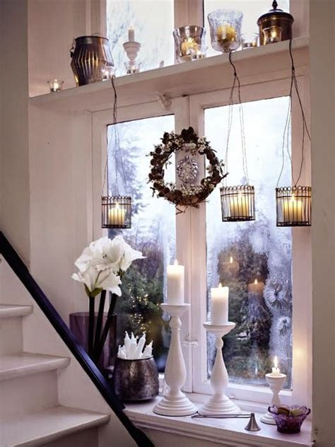 window decorations add cheer to your windows by decorating them for christmas