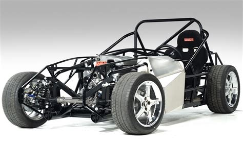 Car Frame by Challenge Car Factory Five Racing