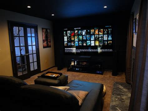 Home Theatre : How To Build Your First Home Theater From Nothing