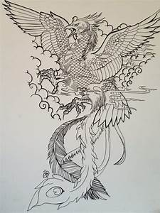 best japanese phoenix tattoo - Google zoeken | Tattoos ...