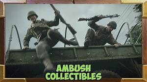 Call Of Duty Ww2 All Collectibles Ambush Mission  Mementos