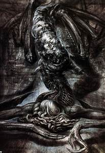 Pii The Great Beast P12 - Science Fiction H R Giger