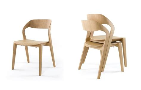 wood dining chairs with mixis design wood chair stackable minimalist for hotel