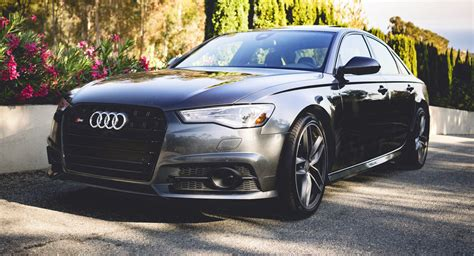 2016 Audi A6 And S6 Test Drive