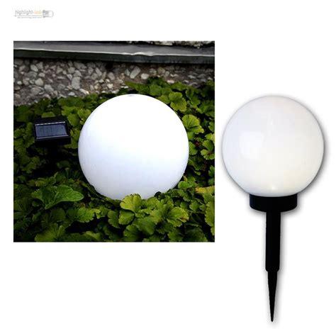 Led Kugelleuchte  Kugellampe Garten Leuchte Lampe