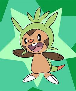 chespin pokemon coloring pages images