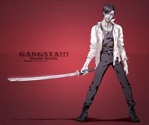 Gangsta Anime Wallpaper - gangsta anime wallpapers for desktop wallpapersafari