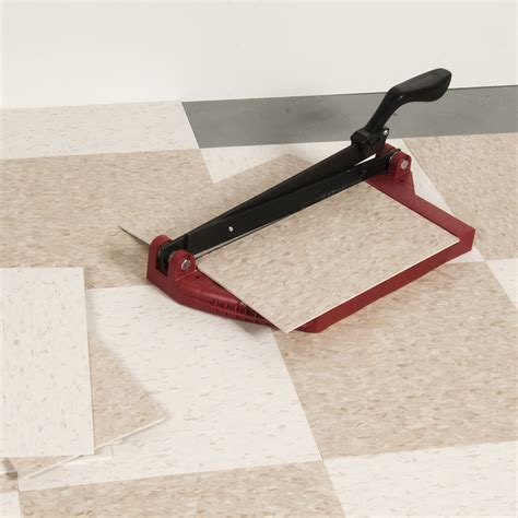 12 quot vinyl tile cutter consolidated