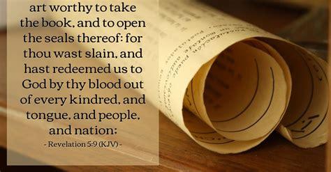 revelation  kjv todays verse  tuesday march