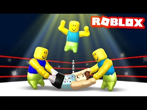 gang beasts  roblox floppy fighters solobengamer