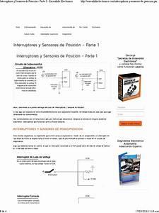 Interruptores Y Sensores De Posici U00f3n - Parte 1