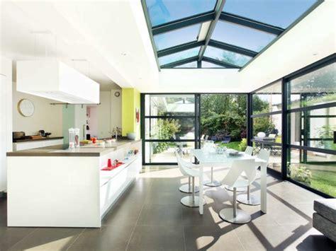 veranda extension cuisine quand la véranda abrite une cuisine verandas