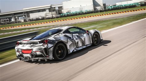 Review 488 Pista by 488 Pista 2018 Review Car Magazine