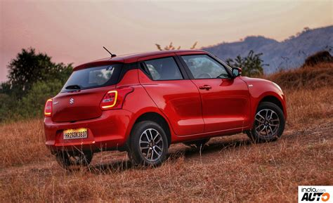 Maruti Suzuki Swift 2018 Diesel First Drive Review Test