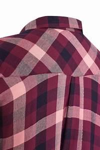 I Watch Kaufen : lila kariertes asymmetrisches hemd gro e gr en 44 64 ~ Eleganceandgraceweddings.com Haus und Dekorationen