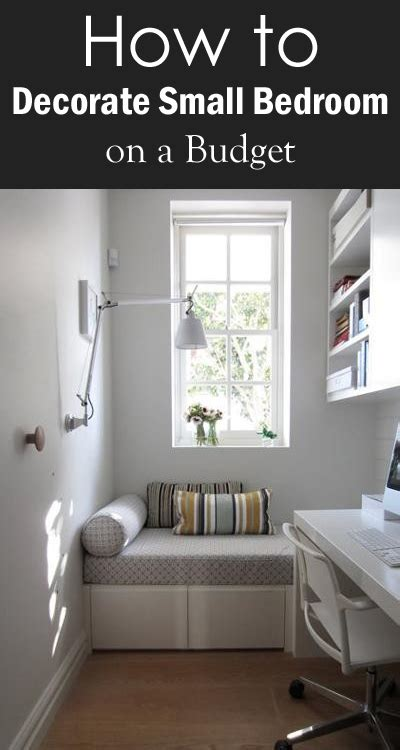 how to decorate house with low budget how to decorate small bedroom on a budget