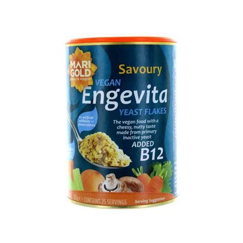 Pārtikas rauga pārslas Engevita ar cinku un B12   Sekoeko