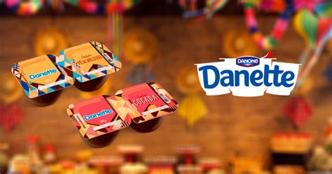 Danette ganha sabores pé de moleque e cocada para festas ...