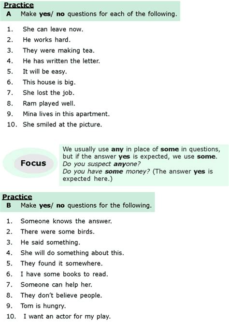 grade 6 grammar lesson 8 questions 1 grammar grammar
