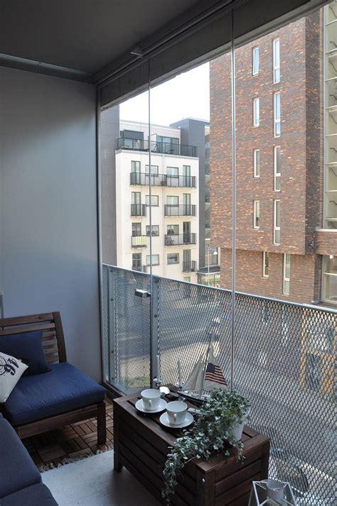 Windschutz Balkon Glas by Windschutz F 252 R Terrasse Und Balkon W 228 Hlen 20 Ideen Und Tipps