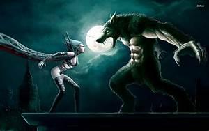 Ancient Werewolf Wallpaper - WallpaperSafari