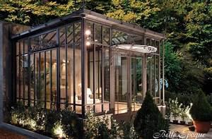 Jardin D Hiver Veranda : verriere jardin d hiver ~ Premium-room.com Idées de Décoration