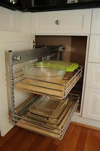 Saving Space: 12 Corner Kitchen Cabinets - Top Inspirations