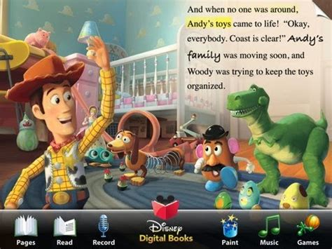 toy story animated storybook read  youtube