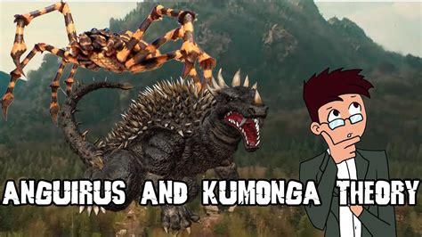 Godzilla King Of The Monsters Anguirus And Kumonga Theory