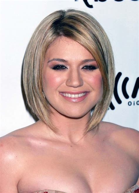 13 hairstyles for round chubby faces best ellecrafts
