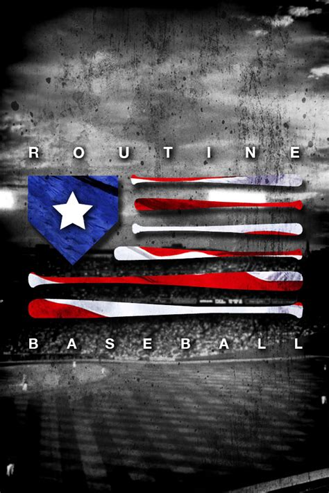 routine baseball wallpaper gallery