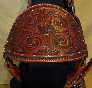 1000 images about tooling ideas on pinterest belt With bronc halter noseband template