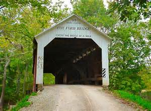 Indiana Covered Bridges by County