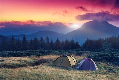A Procrastinator's Guide To Camping Without Reservations