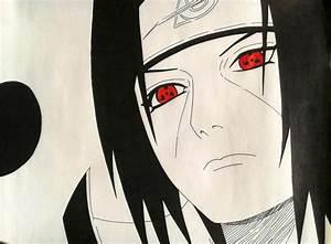 Uchiha Itachi (Naruto Shippuden) by charuito on DeviantArt