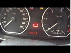 BMW 1er Service Reset der Bremsflüssigkeitsanzeige YouTube