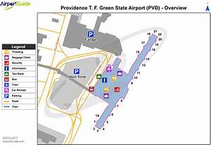 Theodore Francis Green State Airport - Kpvd